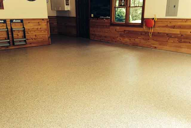Basement Floor Coatings Augusta
