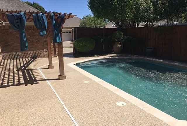 Pool Deck Coatings Augusta