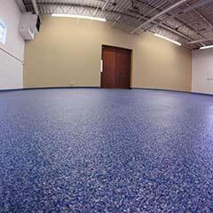 Quartz Floor System