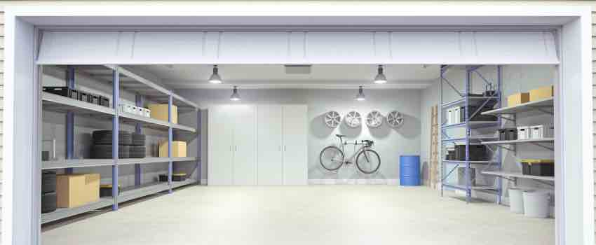 how to organize garage