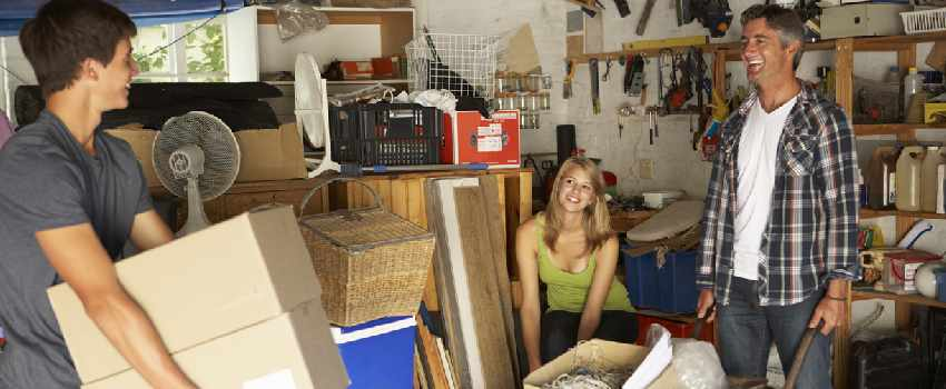 Garage Decluttering Tips For The Summer